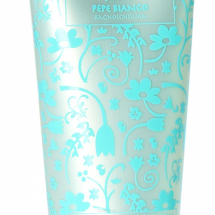 Pianka do kąpieli JEANS PEPE BIANCO 200ml