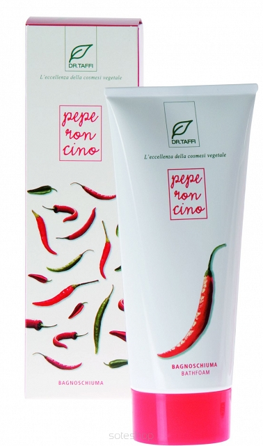 Pianka do kąpieli PEPERONCINO 200ml