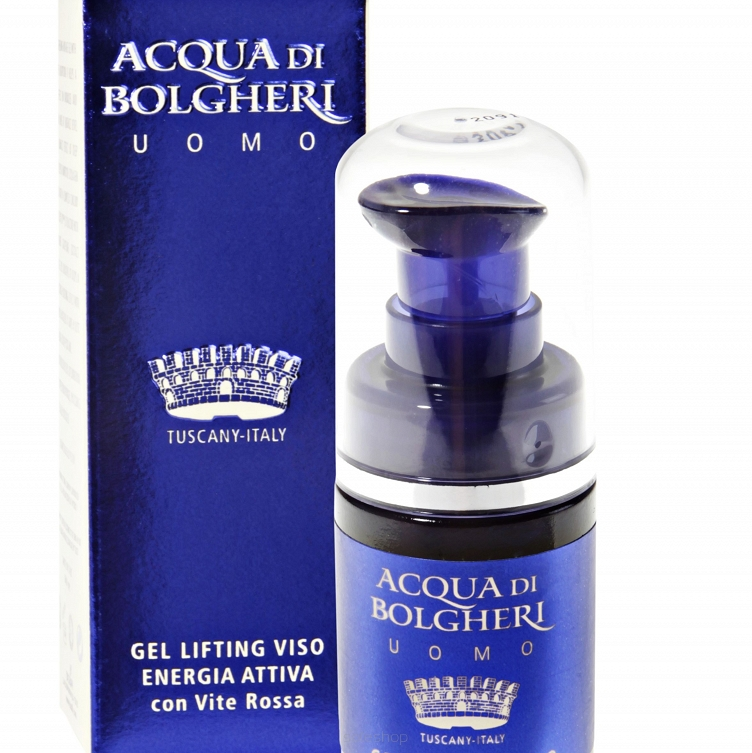 Żel do twarzy ACQUA DI BOLGHERI UOMO 15ml