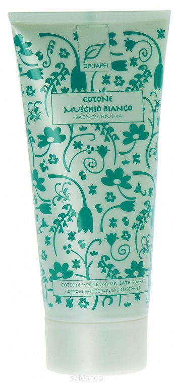 Pianka do kąpieli COTONE MUSCHIO BIANCO 200ml
