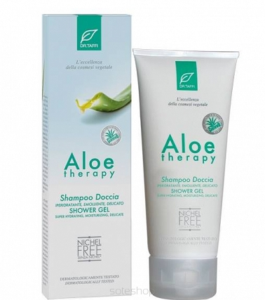 Żel pod prysznic ALOE THERAPY 200ml