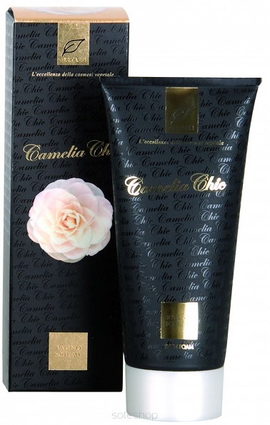 Pianka do kąpieli CAMELIA CHIC 200ml
