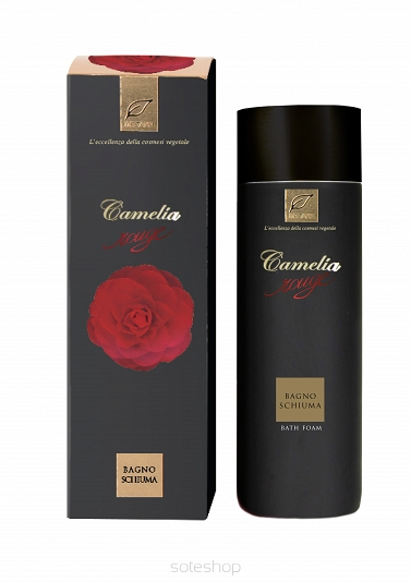 Pianka do kąpieli CAMELIA ROUGE 200ml