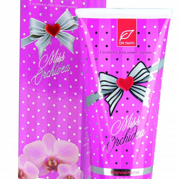 Pianka do kąpieli MISS ORCHIDEA 200ml